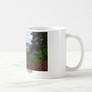 Eugene, Oregon Classic White Coffee Mug