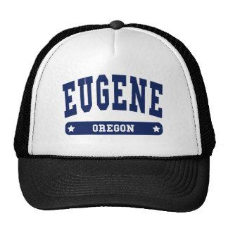 Eugene Oregon College Style tee shirts Hats