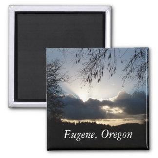 Eugene, Oregon Iman Para Frigorífico