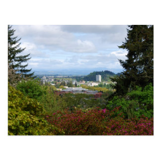 Eugene, Oregon Postcard