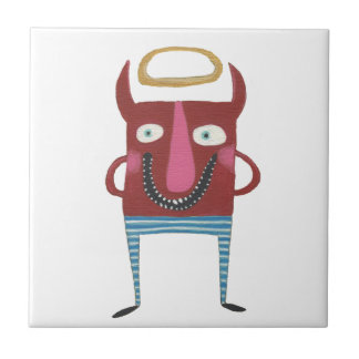 Eugene the Little Devil Tile