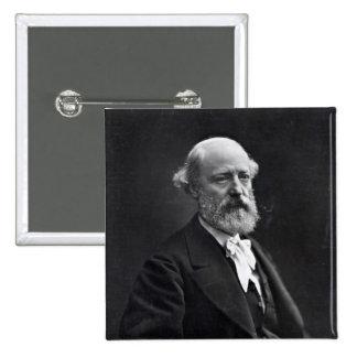 Eugene Viollet-le-Duc Pinback Button