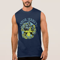 Eugene's douchy workout tank