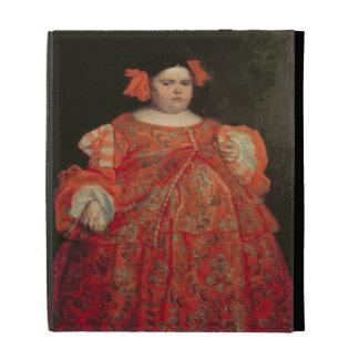Eugenia Martinez Vallejo, called La Monstrua (oil iPad Folio Case