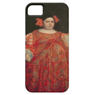 Eugenia Martínez Vallejo, llamado La Monstrua iPhone 5 Carcasa