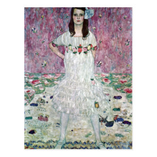 Eugenia Primavesi by Gustav Klimt Postcard