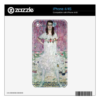 Eugenia Primavesi by Gustav Klimt Skins For The iPhone 4S