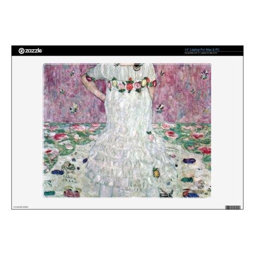 Eugenia Primavesi de Gustavo Klimt Portátil Skin