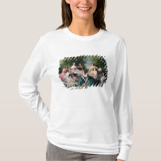 Eugenie Surrounded by her Ladies-in-Waiting T-Shirt
