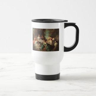 Eugenie Travel Mug