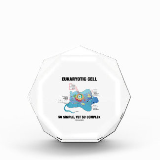 Eukaryotic Cell So Simple, Yet So Complex Award