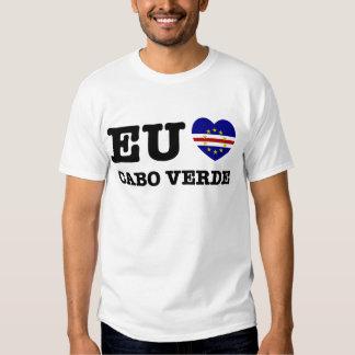 Eul Amo Cabo Verde Tee Shirt