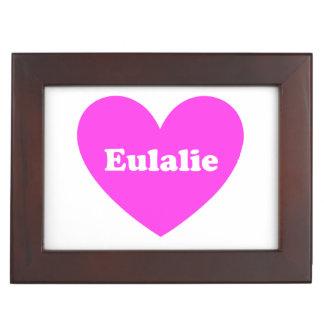 Eulalie Memory Box