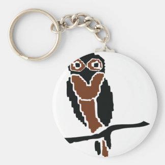 eule del owlet del búho llavero