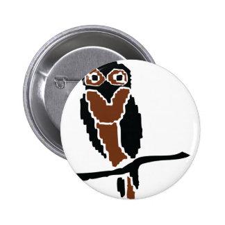 eule del owlet del búho pin