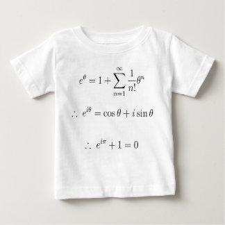 Euler explained: summation baby T-Shirt