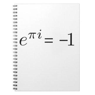 Euler formula! notebook