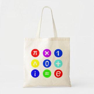 Euler's Formula Tote Bag