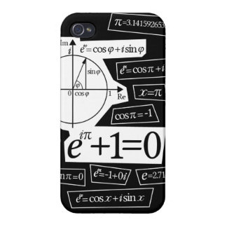 Euler's Identity Case For iPhone 4