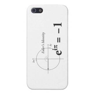 Euler's Identity Math Formula Cases For iPhone 5