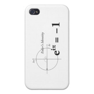Euler's Identity Math Formula Covers For iPhone 4