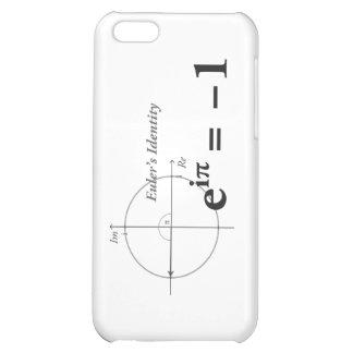 Euler's Identity Math Formula iPhone 5C Cover