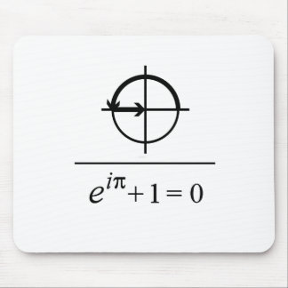 Euler's Identity Mouse Pad