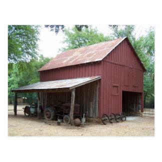 Euless, Texas - McCormick Barn Postcard