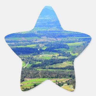 EUNGELLA NATIONAL PARK QUEENSLAND AUSTRALIA STAR STICKER