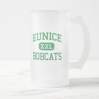 Eunice - linces - mayor - Eunice Luisiana Taza De Cristal