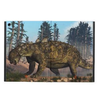 Euoplocephalus dinosaur - 3D render Cover For iPad Air