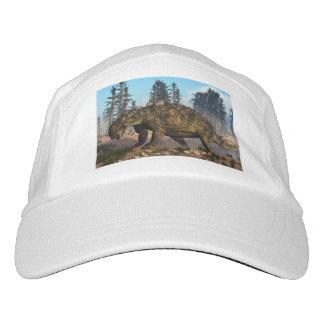 Euoplocephalus dinosaur - 3D render Hat