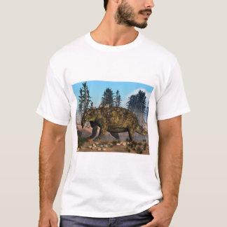 Euoplocephalus dinosaur - 3D render T-Shirt