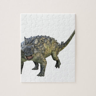 Euoplocephalus Ready to Defend Jigsaw Puzzle