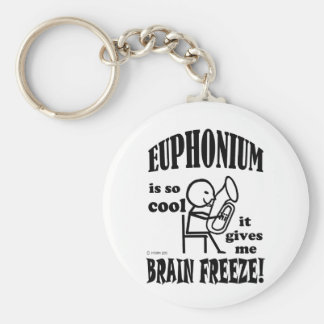 Euphonium, Brain Freeze Basic Round Button Keychain