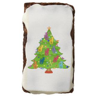 Euphonium Christmas Brownies