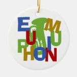Euphonium Christmas Tree Ornaments
