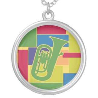 Euphonium Colorblocks Necklace