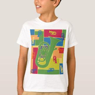 Euphonium Colorblocks T-Shirt