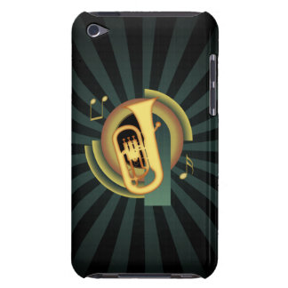 Euphonium Deco Barely There iPod Cover