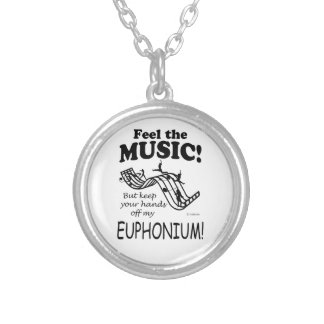 Euphonium Feel The Music Necklace