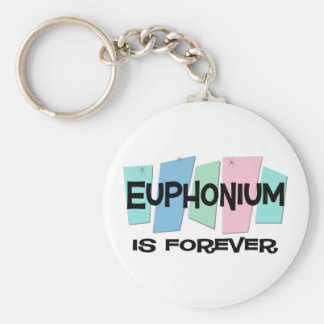 Euphonium Is Forever Keychains
