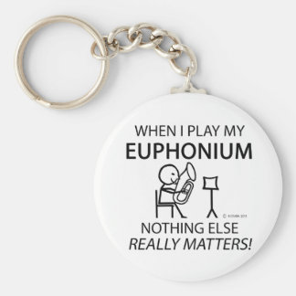 Euphonium Nothing Else Matters Keychain