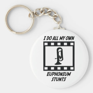 Euphonium Stunts Keychain