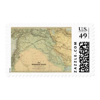 Euphrates Valley, Siria Franqueo