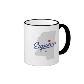 Eupora Mississippi MS Shirt Coffee Mug