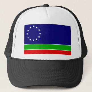 eurasia flag europe asia continent symbol trucker hat