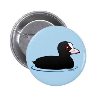 Eurasian Coot Button