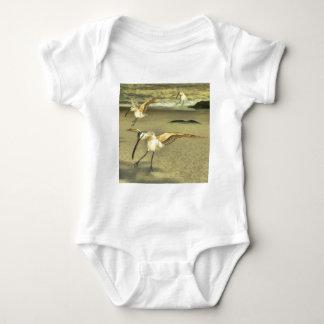 Eurasian Curlew Baby Bodysuit