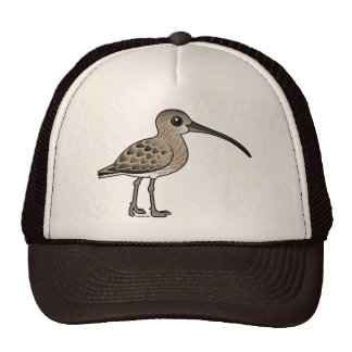 Eurasian Curlew Hats